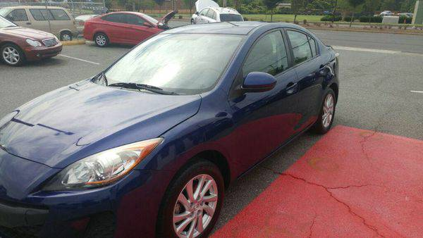 2012 *Mazda* *Mazda3* I Touring - Call or Text! Payment as LOW as $35
