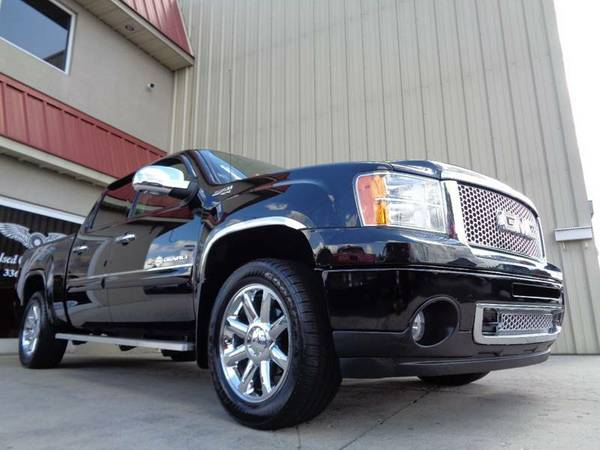 *CERTIFIED* 2009 GMC SIERRA DENALI !BLOWOUT PRICE, FULLY LOADED! #L@@K