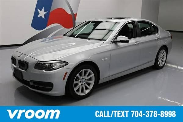 2014 BMW 535 535i 4dr Sedan Sedan 7 DAY RETURN / 3000 CARS IN STOCK