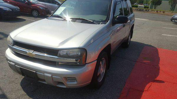 2006 *Chevrolet* *Trailblazer* LS - Call or Text! Payment as LOW as $3