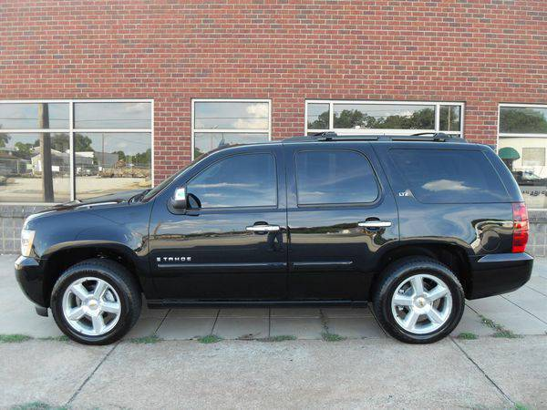 2008 *Chevrolet* *Tahoe* LTZ - Your Pre-Owned Import Specialist
