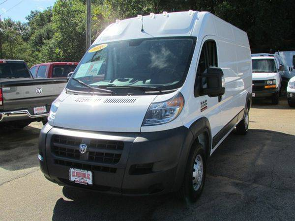 2016 *RAM* *ProMaster* *2500* High Roof