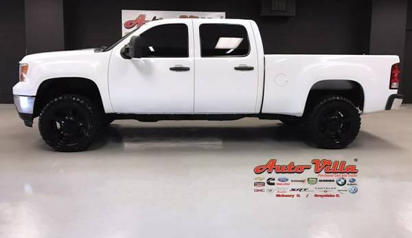 2012 GMC SIERRA 3500 K3500