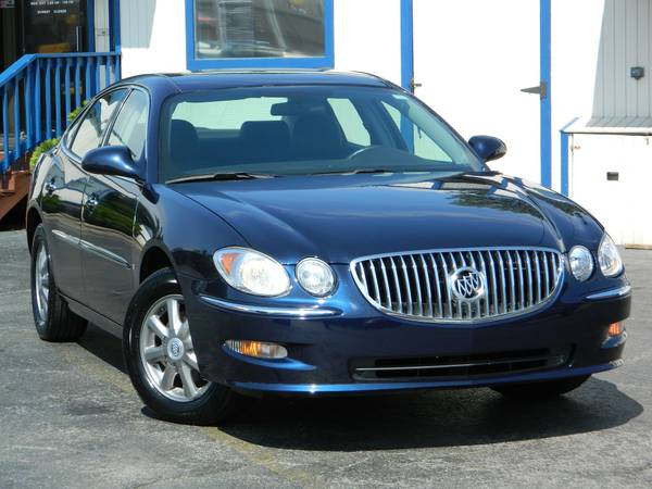 2008 BUICK LACROSSE CXL ALL POWER LEATHER LOW PRICE