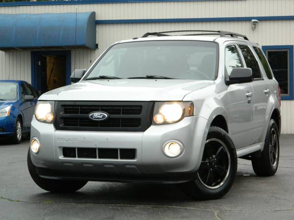 2009 FORD ESCAPE XLT 4WD BLUETOOTH SATELLITE RADIO