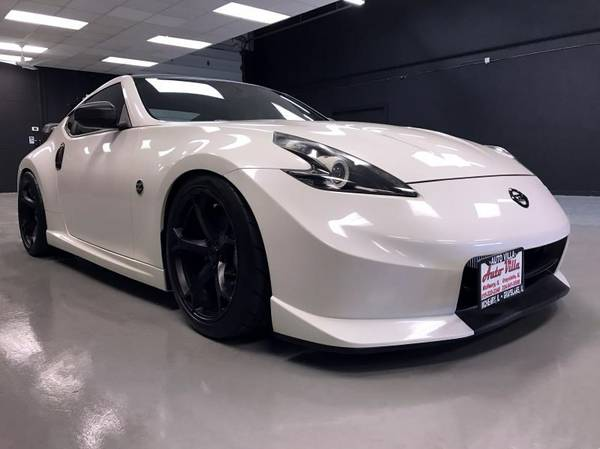 560HP!! DYNO!! NISMO!!... 2010 NISSAN 370Z TURBO CALL !