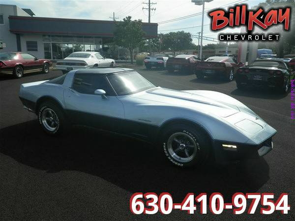 ★Chevrolet Corvette, only 49k miles!★