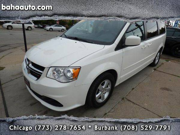 2012 *Dodge* *Grand* *Caravan* SXT - Call or TEXT! Financing Available