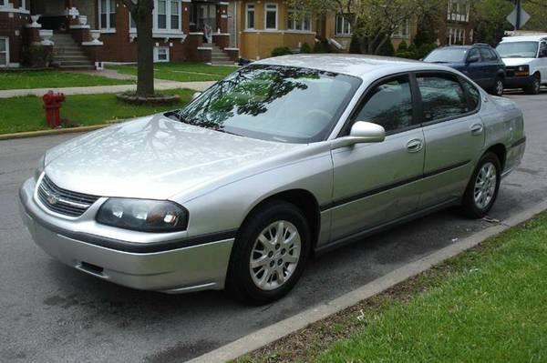 ***2005 Chevrolet Impala - V6 silver