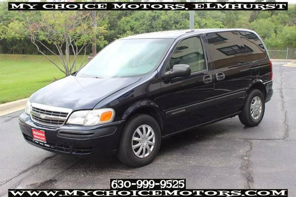 2004 CHEVROLET VENTURE PLUS 7-PASSENGER VAN 60K 3ROW KYLS AC CD 125432