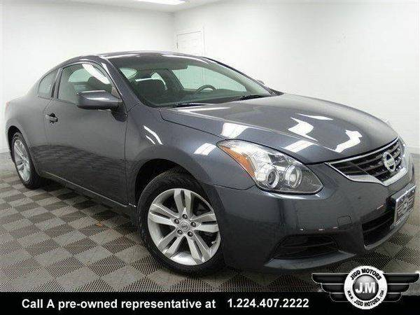 2012 *Nissan* *Altima* 2.5 S - 500 Vehicles to CHOOSE from! Financing