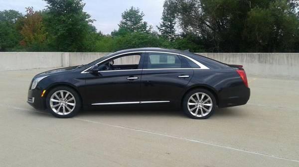 ★2014 Cadillac XTS - V6 black★