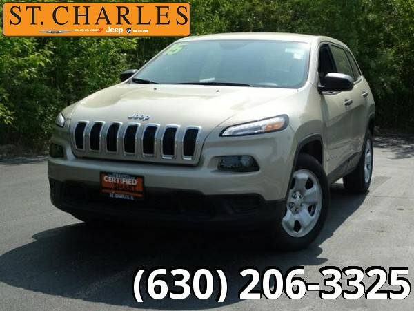 ♫Jeep Cherokee Sport, only 2k miles!♫