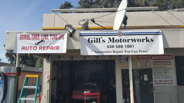 Free Inspections!!! Gills Motorworks