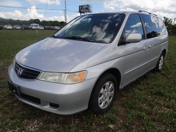 *** 2002 HONDA ODYSSEY *** SIGN AND DRIVE AUTO SALES
