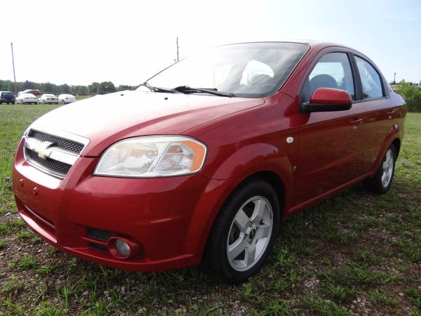 *** 2007 CHEVROLET AVEO LT *** SIGN AND DRIVE AUTO SALES