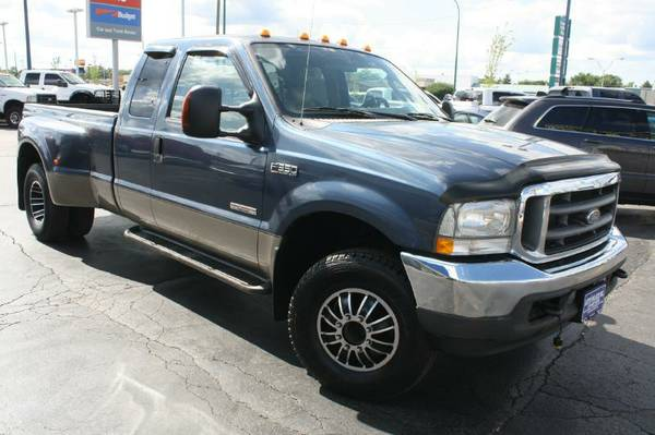 2004 Ford F350-Dually, Diesel, Lariat, 4X4