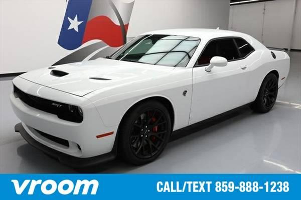 2015 Dodge Challenger SRT Hellcat 7 DAY RETURN / 3000 CARS IN STOCK
