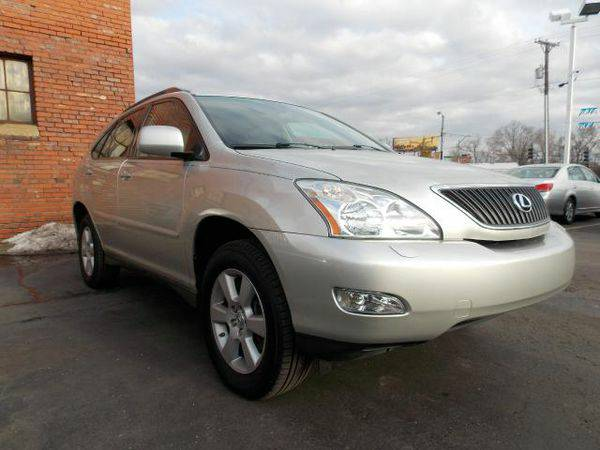 2007 *Lexus* *RX* *350* AWD - GET APPROVED TODAY!