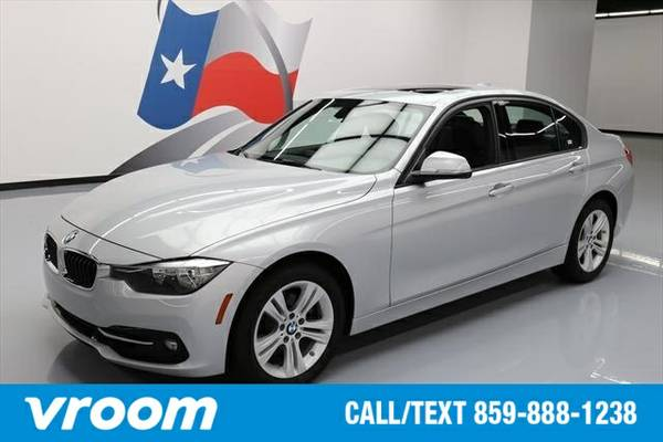 2016 BMW 328 328i 4dr Sedan SULEV SA Sedan 7 DAY RETURN / 3000 CARS IN