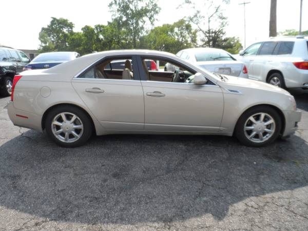 2008 cadillac cts 1200.00 down payment