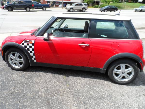 2006 Mini Cooper ($1,000 Down includes tax,title,temp tag