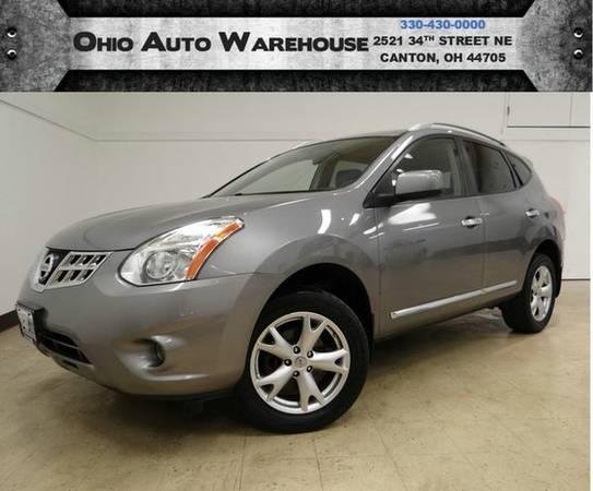 2011 *Nissan* *Rogue* SV AWD Navi Sunroof Clean Carfax We Finance -&#1