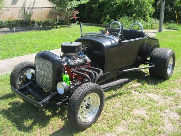 Used 1927 Ford Model T Roadster