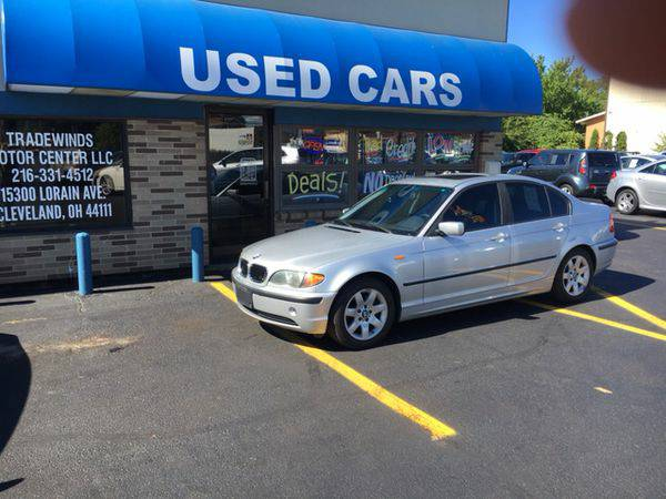 2004 *BMW* *3* *Series* 325i 4dr Sedan - Complete 110 Point Inspection