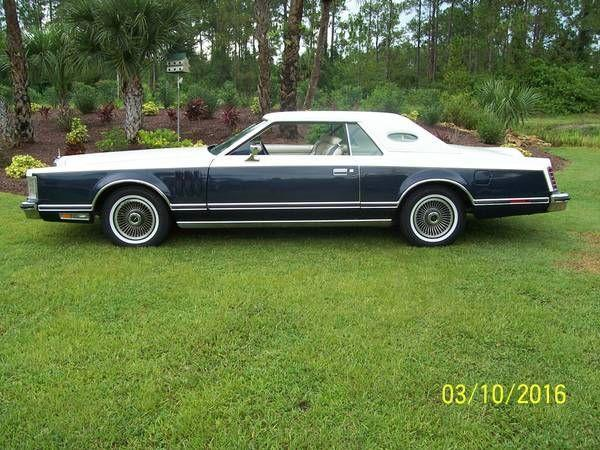 Used 1979 Lincoln Continental Mark V
