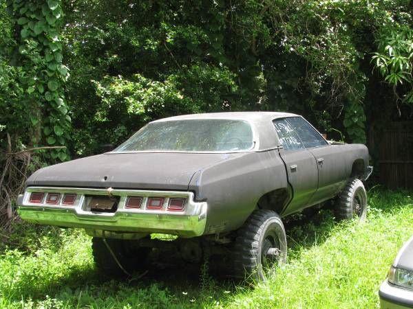 Used 1973 Chevrolet Impala