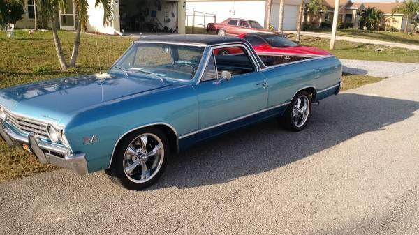 Used 1967 Chevrolet El Camino