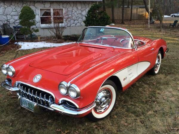Used 1959 Chevrolet Corvette