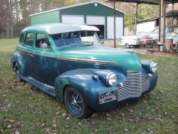 Used 1940 Chevrolet