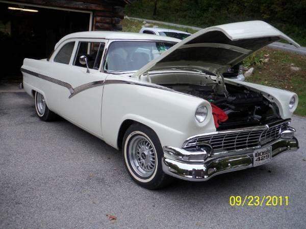 Used 1956 Ford Club Sedan