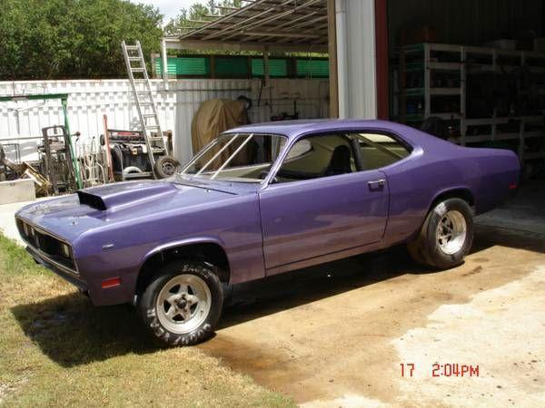 Used 1970 Plymouth Duster DRAG CAR