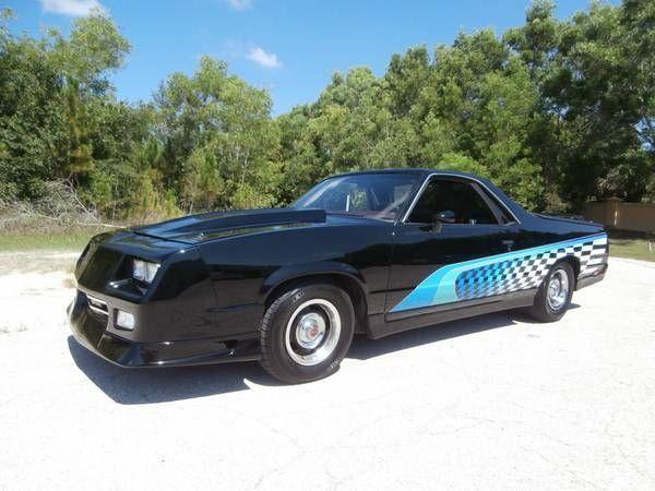 Used 1980 Chevrolet El Camino