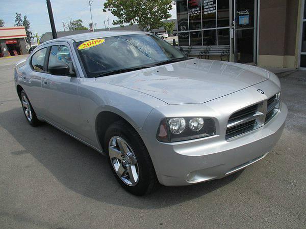 2009 *Dodge* *Charger* 4d Sedan SXT *$499 Down Drives Today!*