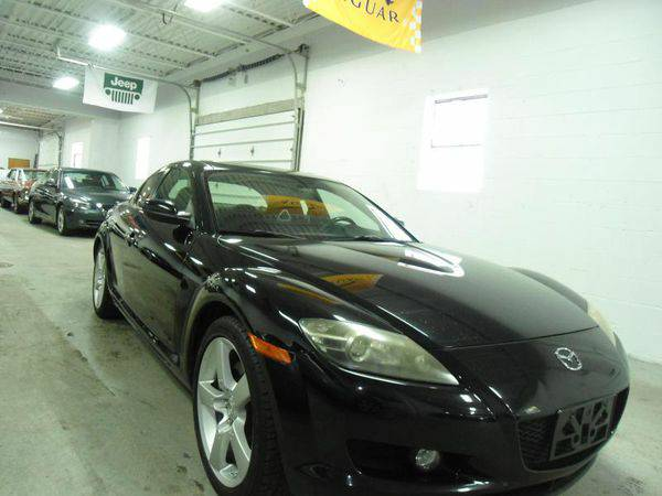 2005 *MAZDA* *RX8* touring - FINANCING AVAILABLE-Indoor Showroom!