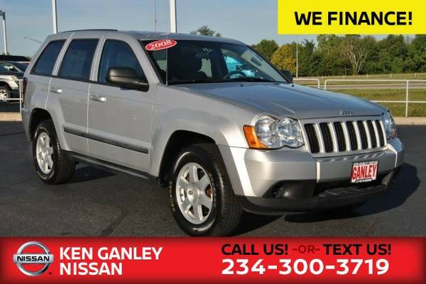 2008 Jeep Grand Cherokee Laredo SUV Grand Cherokee Jeep