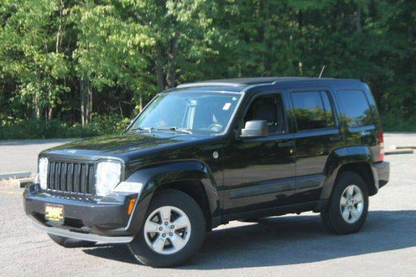 2012 *Jeep* *Liberty* Sport - Financing Available! No Hassle...