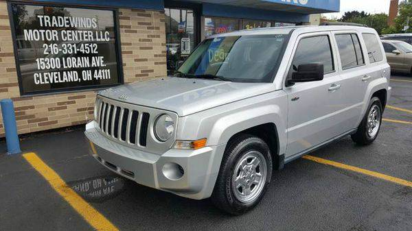 2010 *Jeep* *Patriot* Sport 4dr SUV - Complete 110 Point Inspection!