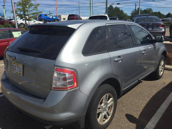 2007 *Ford* *Edge* SEL -LOAN APPROVED