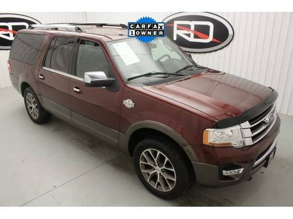 2015 *Ford Expedition EL* King Ranch (Bronze Fire Metallic)
