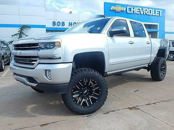 2016 *RECOIL OFFROAD* LTZ SILVERADO PACKAGE CUSTOM LIFT AND WHEELS!!