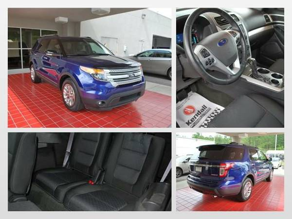 2013 Ford Explorer XLT *You Save $ 1201! Below KBB Retail