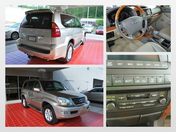 2004 Lexus GX 470 *You Save $ 871! Below KBB Retail