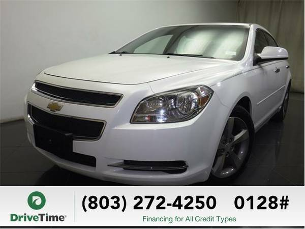 2012 *Chevrolet Malibu* LT - BAD CREDIT OK