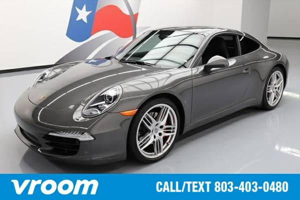2012 Porsche 911 7 DAY RETURN / 3000 CARS IN STOCK