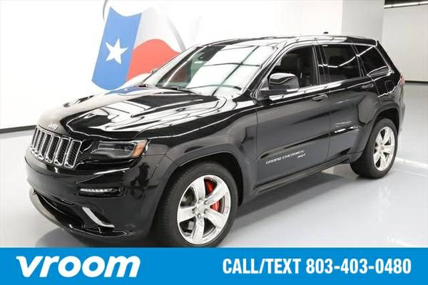 2014 Jeep Grand Cherokee SRT 7 DAY RETURN / 3000 CARS IN STOCK